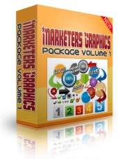 Marketers Graphics Package V1 Graphic with Personal Use Rights