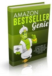 Amazon Bestseller Genie eBook with private label rights
