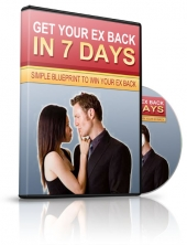 Get Your Ex Back in Just 7 Days Video with Resell Rights