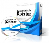 Interstitial Ads Rotator Software with Personal Use Rights