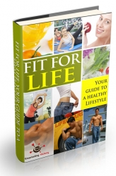 Fit For Life eBook with private label rights