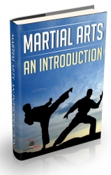 Martial Arts An Introduction eBook with private label rights