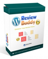 WP Review Buddy Software with Resell Rights