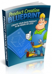 Product Creation Blueprint 2013 eBook with Personal Use Rights