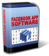 Facebook App Software Software with Master Resale Rights