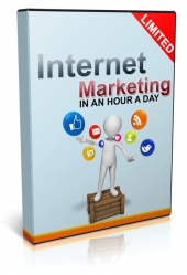 Internet Marketing In an Hour a Day Video with Resale Rights