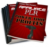 Affiliate Power Tool Profits eBook with Resale Rights