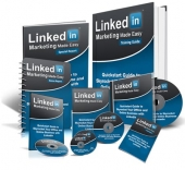 LinkedIn Marketing Made Easy 2013 Video with Personal Use Rights