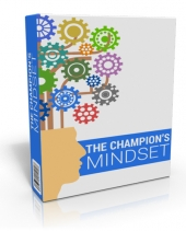 The Champions Mindset eBook with Personal Use Rights
