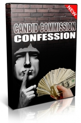 Candid Commission Confessions Video with Personal Use Rights