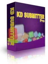 KD Submitter Pro Software with Personal Use Rights