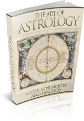 The Art Of Astrology eBook with private label rights