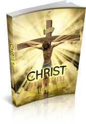Christ Consciousness eBook with private label rights