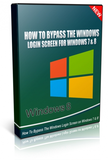 How To Bypass The Windows Login Screen For Windows 7 & 8
