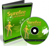Surefire List Cleaner Video with Private Label Rights