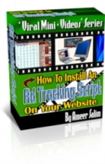 How To Install An Ad Tracking Script On Your Website Video with Master Resale Rights