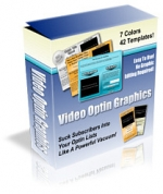 Video Optin Graphics Graphic with Master Resale Rights