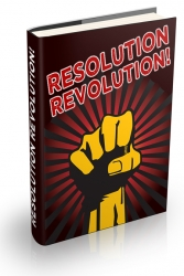 Resolution Revolution eBook with Personal Use Rights