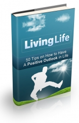 Living Life eBook with private label rights
