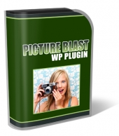 Picture Blast WP Plugin Software with Master Resale Rights