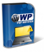 WP Pop Notifier Software with Personal Use Rights