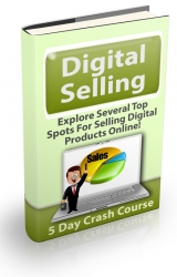 Digital Selling Course eBook with Private Label Rights