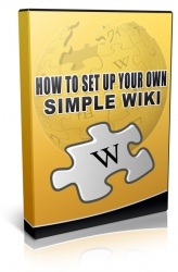 How To Set Up Your Own Simple Wiki Video with Private Label Rights