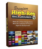 Premium High Res Backgrounds Pack 2 Graphic with Personal Use Rights