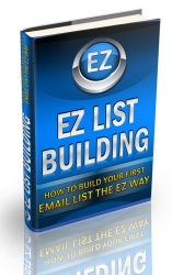 EZ List Building eBook with Private Label Rights