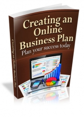 Creating an Online Business Plan eBook with Master Resale Rights/Giveaway Rights
