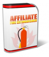 Affiliate Fire Extinguisher Software with Master Resell Rights