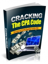 Cracking The CPA Code eBook with Master Resell Rights