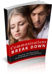 Communications Break Down eBook with Master Resell Rights