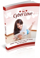 Cyber Love eBook with Master Resell Rights