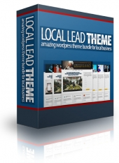 Six Local Business Wordpress Themes Template with Personal Use Rights/Developer Rights