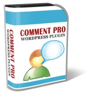 Comment Pro WP Plugin Software with Personal Use Rights