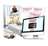 Sales Letter Titans eBook with private label rights