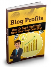 Blog Profits Guide eBook with MRR