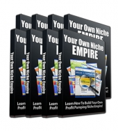 Your Own Niche Empire Workshop Video with Personal Use Rights