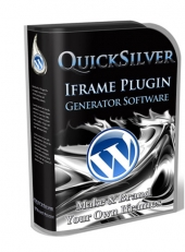 Iframe Plugin Generator Software Software with Private Label Rights