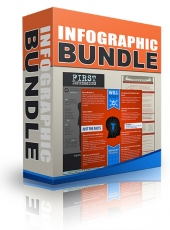 Infographic Bundle 2014 Graphic with Personal Use Rights