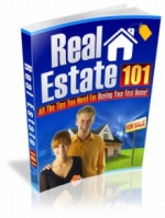 Real Estate 101 eBook with Master Resale Rights