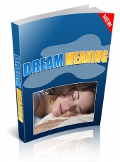 Dream Meanings eBook with Resale Rights