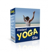 Instant Yoga Site Software with Master Resale Rights/Giveaway Rights