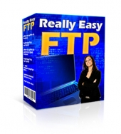 Really Easy Ftp Software with Master Resale Rights/Giveaway Rights