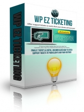 WP EZ Ticketing Software with Personal Use Rights