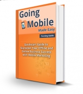 Going Mobile Made Easy 2014 eBook with Personal Use Rights