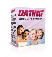 Dating Video Site Builder Software with Master Resale Rights/Giveaway Rights