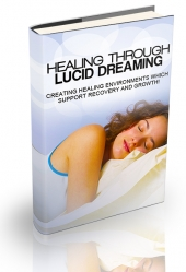 Healing Through Lucid Dreams eBook with private label rights