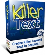 Killer Text eBook with Personal Use Rights